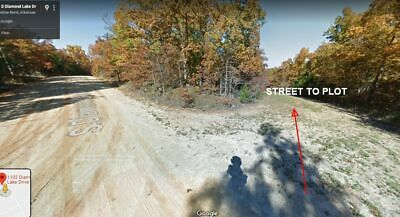 03863-USA-2 adjacent Vacant Corner Building Plots-3687m2-0.91 acres outskirts