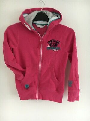 Next Girl Pink Hoodie Age 9 Years