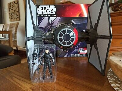 STAR WARS The Force Awakens : First Order Special Forces TIE-Fighter (OVP)