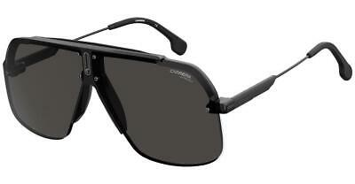 NEW Carrera CA 1031 Sunglasses 0807 Black 100% AUTHENTIC