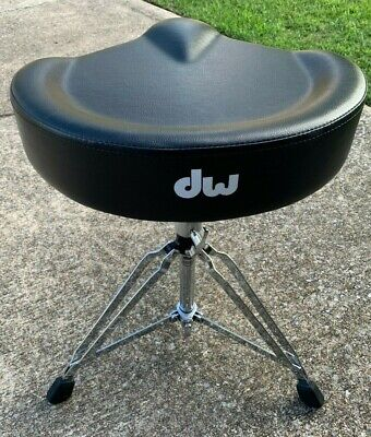 DW 5000 Series Tractor Spin Style Double Braced Drum Throne - CP5120