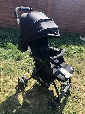 Chicco Ohlala Stroller Very Good Condition- With Rain Cover And Handy Cup Holder