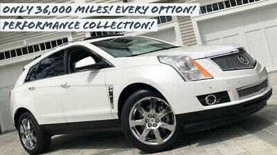 2010 Cadillac SRX Performance Collection 138 HIGH QUALITY PICTURES & HD WALK-AROUND VIDEO TOUR!