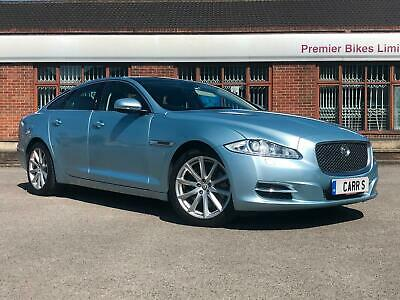 Jaguar XJ Series 3.0TD V6 auto 2012 XJ Luxury Diesel