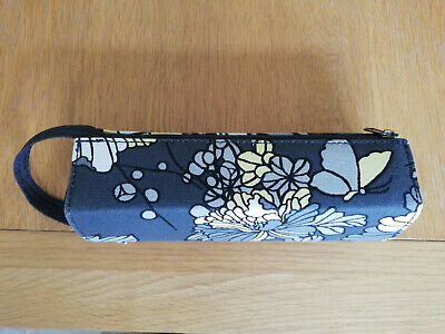 Sakroots Butterfly Print Pencil Case/Brush Case (new other)