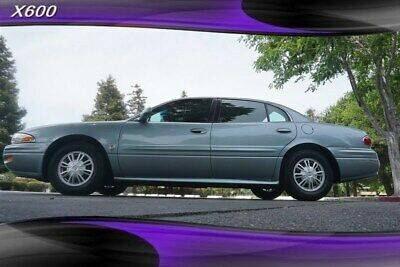 2003 Buick LeSabre Custom Buick LeSabre Gray with 82,918 Miles, for sale!
