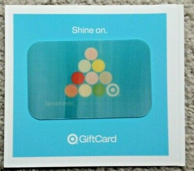 2005 Target Gift Card SHINE ON Christmas Lenticular No Value Collectible