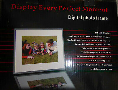 Digital Photo Frame, Digitaler Bilderrahmen