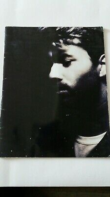 George Michael Cover to Cover rare Tour Programme 1991 in very good condition