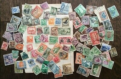 Old Commonwealth collection on album page plus many loose