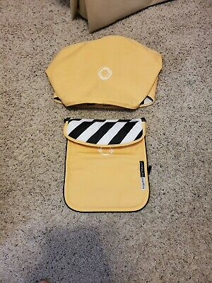 Bugaboo cameleon 3 Canopy And Apron Set. Special Edition  Yellow