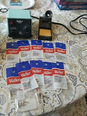 WELLER WES51, New sponge and few new tips and Head*