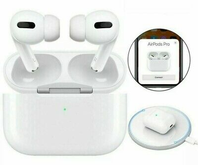 Wireless Airpods Pro. Bluetooth Earphones. Compatible With Apple And Samsung