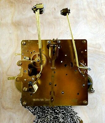 Urgos UW32573D BOA1 Grandmother Grandfather  Westminster Chime Clock Movement