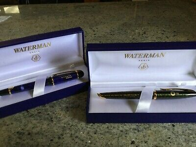 WATERMAN PEN LOT: BP Oil + Partnership for a Drug-Free America, NEVER USED