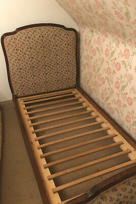 Beautiful French Antique Louis XV Style Single bed C1900