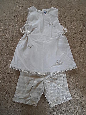 Gorgeous Crop Trousers and Tunic Top (2 years)