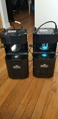 Chauvet OMEGA DMX-155 Scanner DMX Light Set Of 2