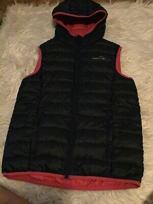 Girls Freedom Trail Gillet Bodywarmer Age 9-10 Years
