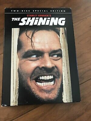 The Shining (Two-Disc Special Edition) [New DVD] Special Ed, Subtitled, Widesc