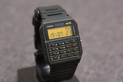 Casio CA-53W Calculator Mod