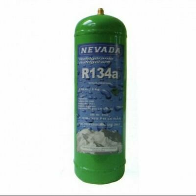 2 Kg R134a REFRIGERANT GAS REFILLABLE CYLINDER *