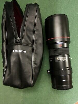 Tokina AT-X AF400 400mm F/5.6 Lens for Minolta Sony A Mount. Great Condition