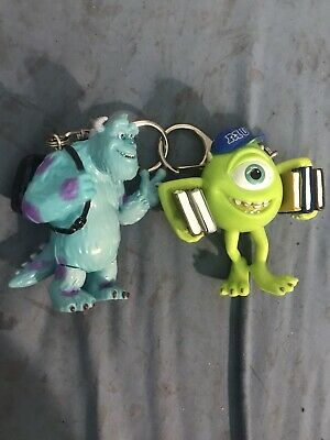 Monsters Inc Keychains