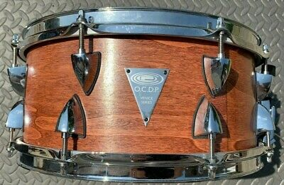 "OCDP Venice 6"" X 13"" Snare Drum - Refinished"