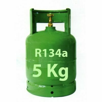 5 Kg R134A Refrigerant Gas Refillable Cylinder