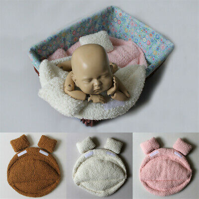 Newborn Baby Photography Props Pillow Basket Filler Posing Photo Backdrop Gift