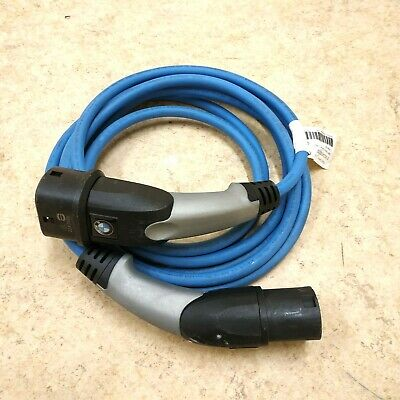 USED MG ZS EV Charging Cable from BMW - 32A Type 2 Type 2 / 5 meter long