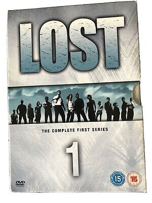 Lost DVD Complete First Series Volume 1-7
