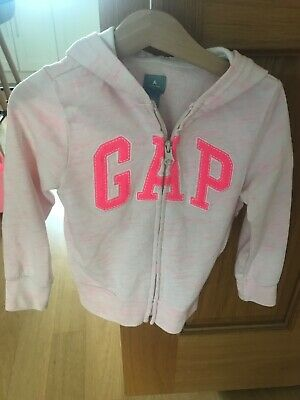 Girls gap hoodie age 4 great condition