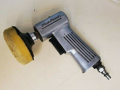 Blue Point Tools Pneumatic Surface Prep Tool #At401 + Buff Disc - Free Ship