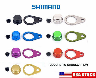 Bail Trip Cover Screw NEW SHIMANO SPINNING REEL PART RD0653 TX130Plus
