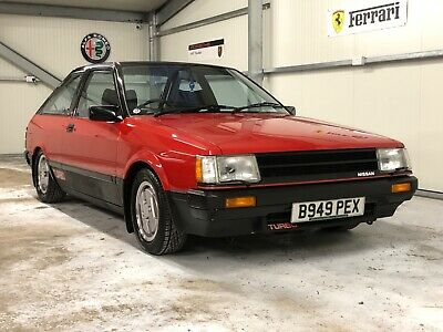 1984 B NISSAN CHERRY TURBO  Only 24k Miles Immaculate
