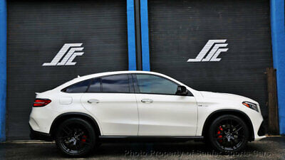 2017 Mercedes-Benz GLE AMG GLE 63 S 4MATIC Coupe 2017 Mercedes Benz GLE63S AMG 550HP 1 Owner Warranty  Financing Available Trades