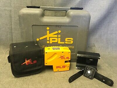 Pacific Laser Systems PLS4 W/case