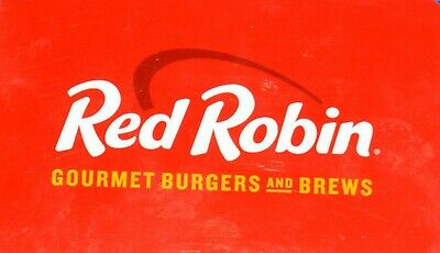 $45.00 Red Robin Gift Card