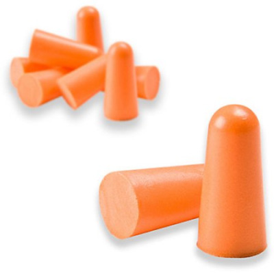 Soft Foam Ear Plugs (x100 Pairs) Rated to CE SNR 37dB