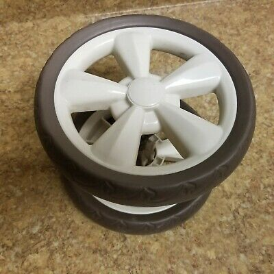 Baby Trend ST 19962 Single Stroller Replacement Front Wheel Tire Beige /2009