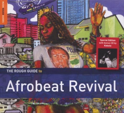 Rough Guide To Afrobeat Revival DVD NEUF