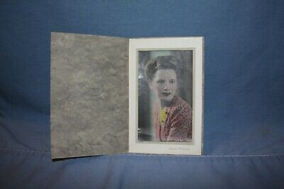 Lot of 4 1920's to 1940's photographs (Item VP-19)