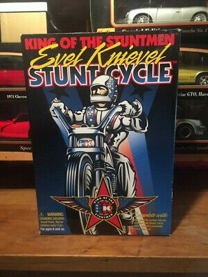 Evel knievel - Stunt Cycle -King of the stuntment Collectable