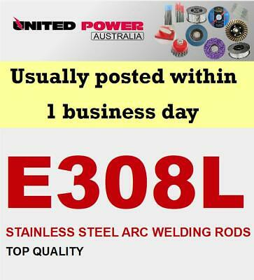 5rods 1.6mm E308L Stainless Steel Arc Welding Rod **TOP QUALITY** ELECTRODES..
