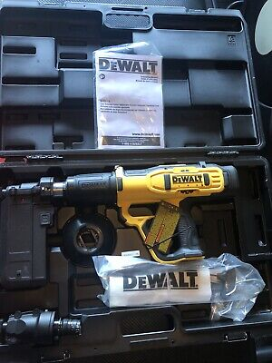 NEW DeWalt DFD270MK Fully Automatic .27 Caliber Powder Actuated Tool with Case