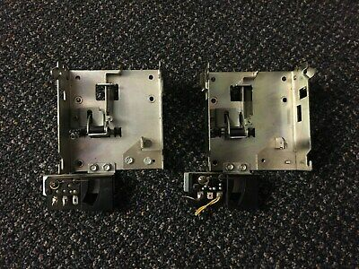 2-1980's BALLY/WILIAMS COIN DOOR COIN REJECTOR HOLDERS USED