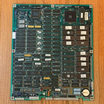Williams: Total Carnage ( Factory Proto Type) Arcade JAMMA PCB