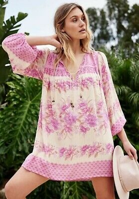SPELL & The GYPSY Free people Coco Lei Tunic Dress NWT M